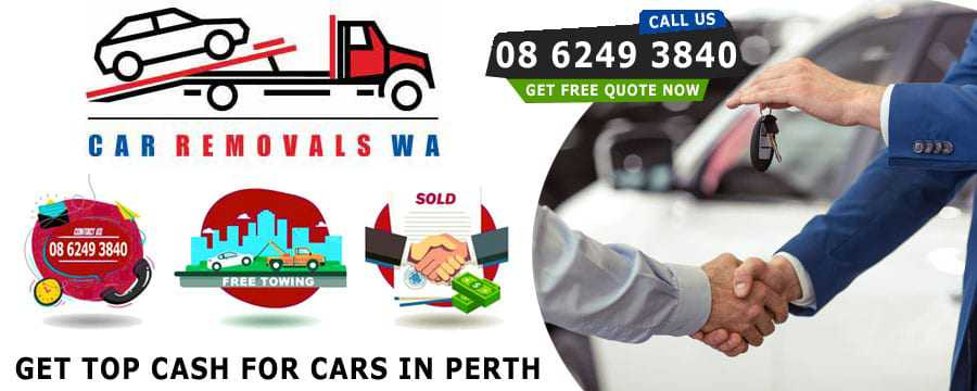 Car Removal Wa Offers Its Cash For Cars Services In Perth