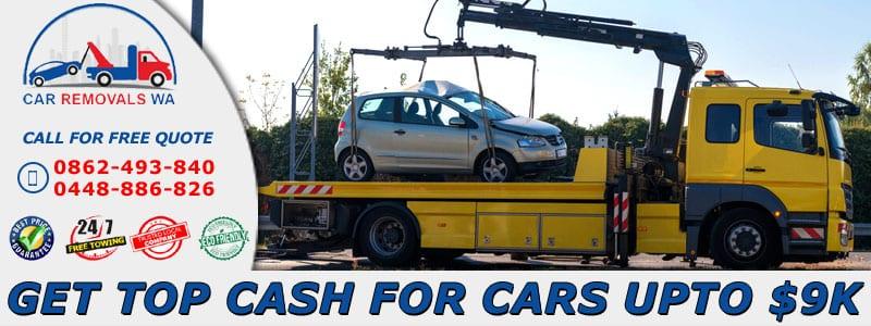Cash for Car Removals Westminster