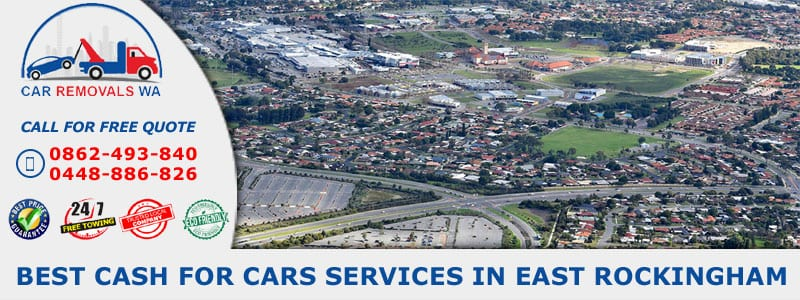 Best Cash For Cars Services In East Rockingham