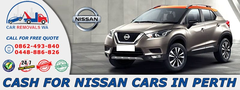 Cash For Nissan Cars Perth