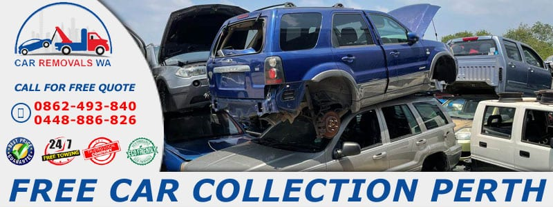Free Car Collection Perth